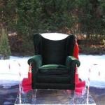 Chair Santa Seat
