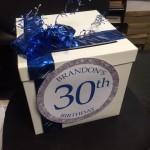 Gift Card Box $30 rent $40buy