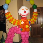 Greeter Clown standing (3)
