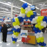 Walmart Grand Opening 2012
