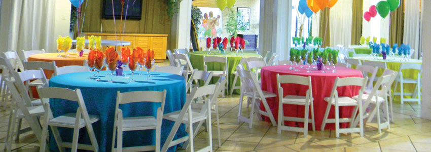Tables Chairs Baltimores Best Events