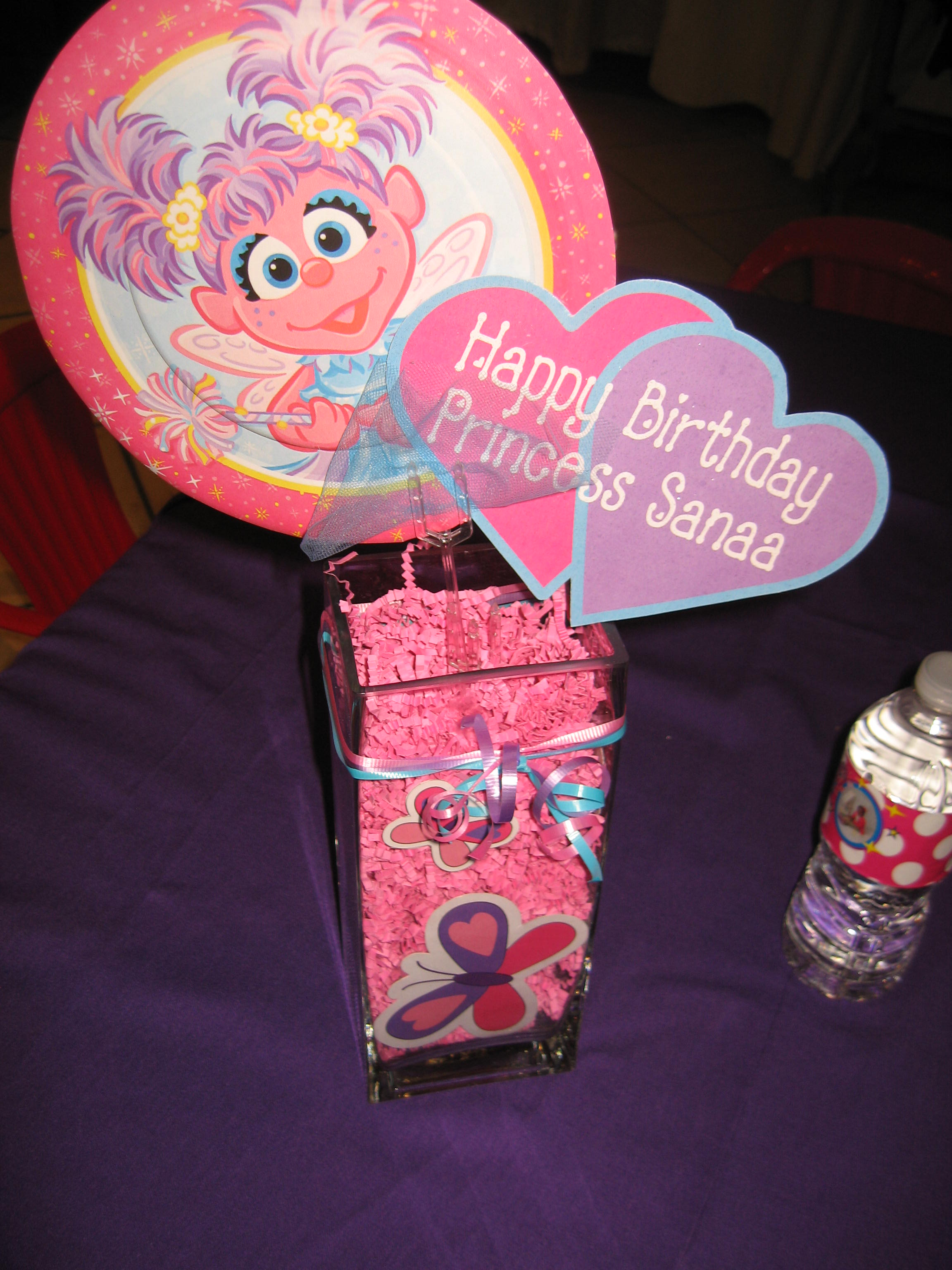 Abby Cadabby Party Decorations Cartoons Fairytales Super Heroes Baltimores Best Events