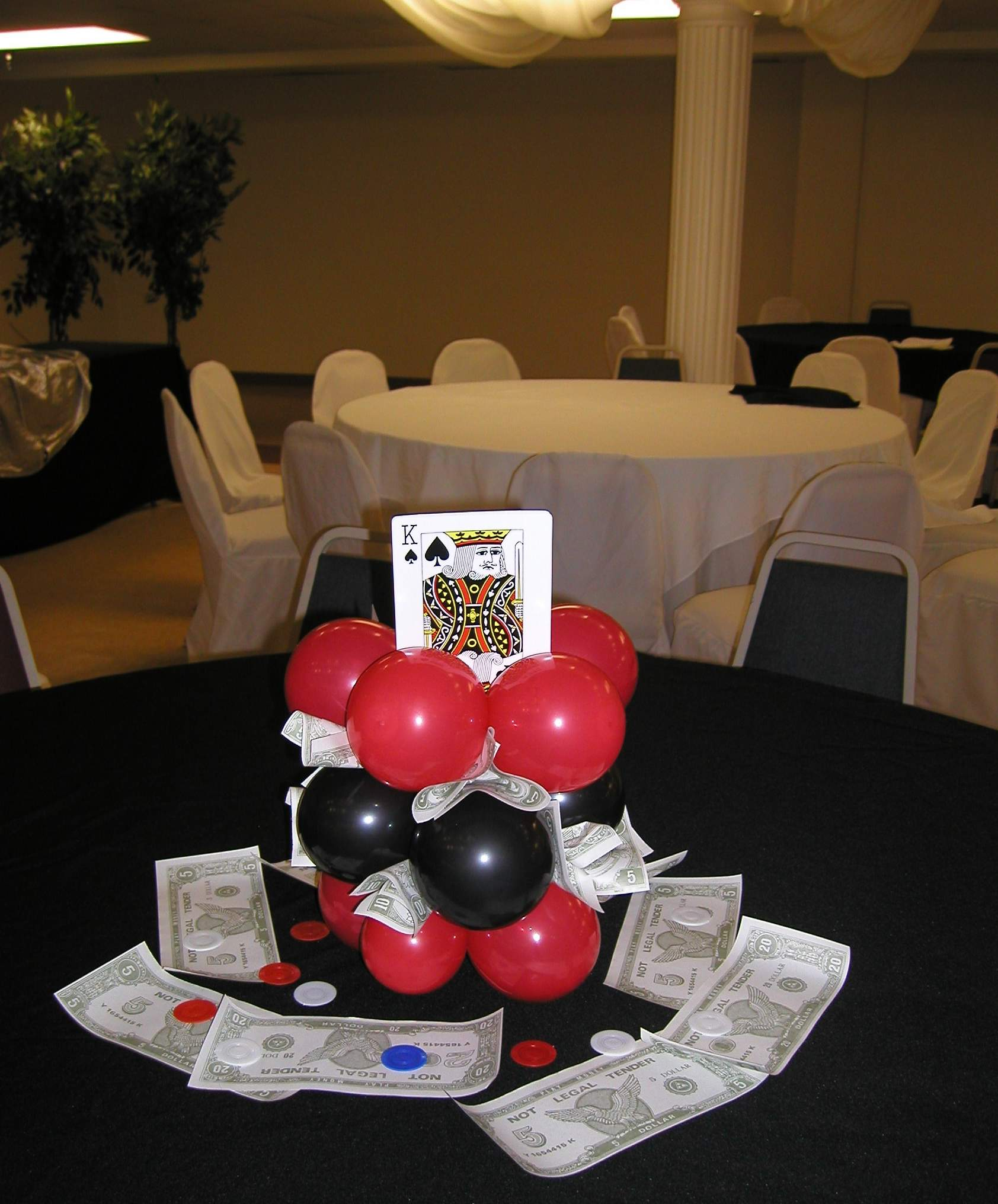 Casino Theme Party Decorations Ideas Part - 19: Casino ...