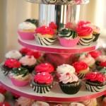 Sweet 16 Milan pink zebra 3