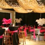 Sweet 16 Milan pink zebra 9