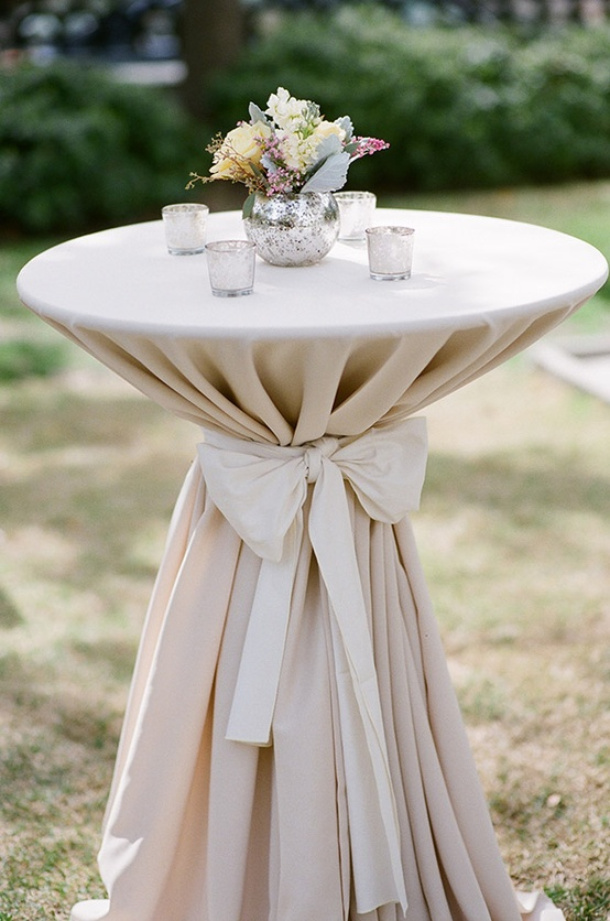inexpensive table linens
