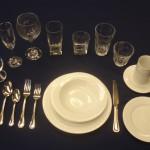 DishesFlatware Glassware