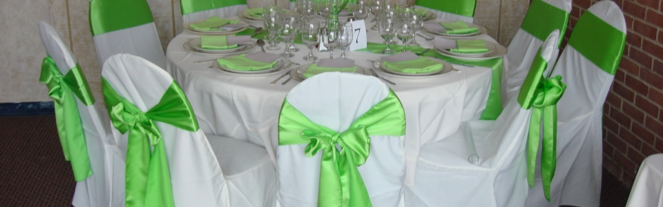 green lime satin Wedding 080207 (3)