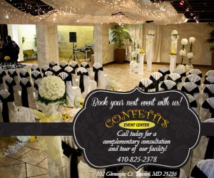 Book your next event here 4