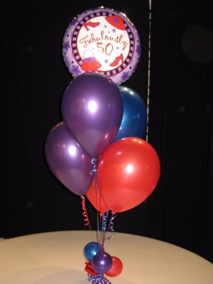 Birthday Bouquet 50th bday