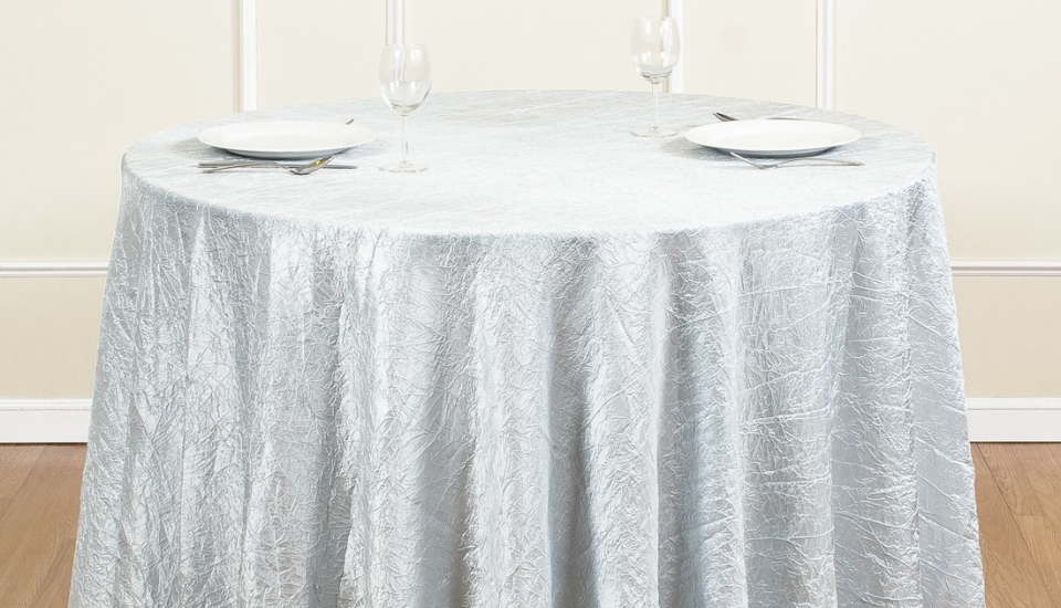 106-_inch-round-crinkle-taffeta-tablecloth-silver