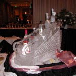 Bar Ice Sculpture Escalator Shopping (1)