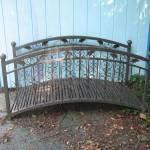 Bridge footbridge Metal