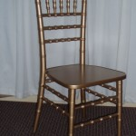 Chair Chiavari Gold 057