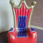 Chair Throne Inflatable