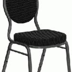 ChairTeardropBlack