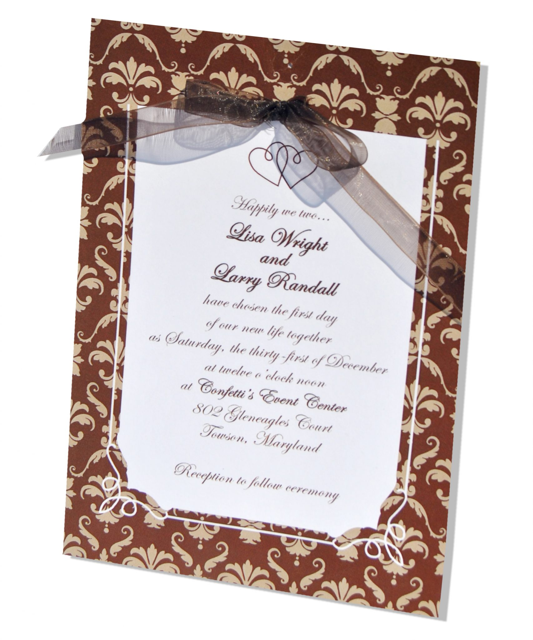 Invitations, Favors & Placecards – Baltimore\'s Best Events
