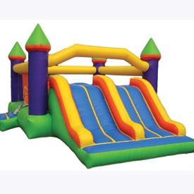 Castle/Double Slide Combo Unit