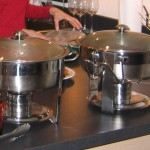 Chafing Dishes round 3qt