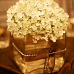 Monttece Mask 071912square vase white hydrangea