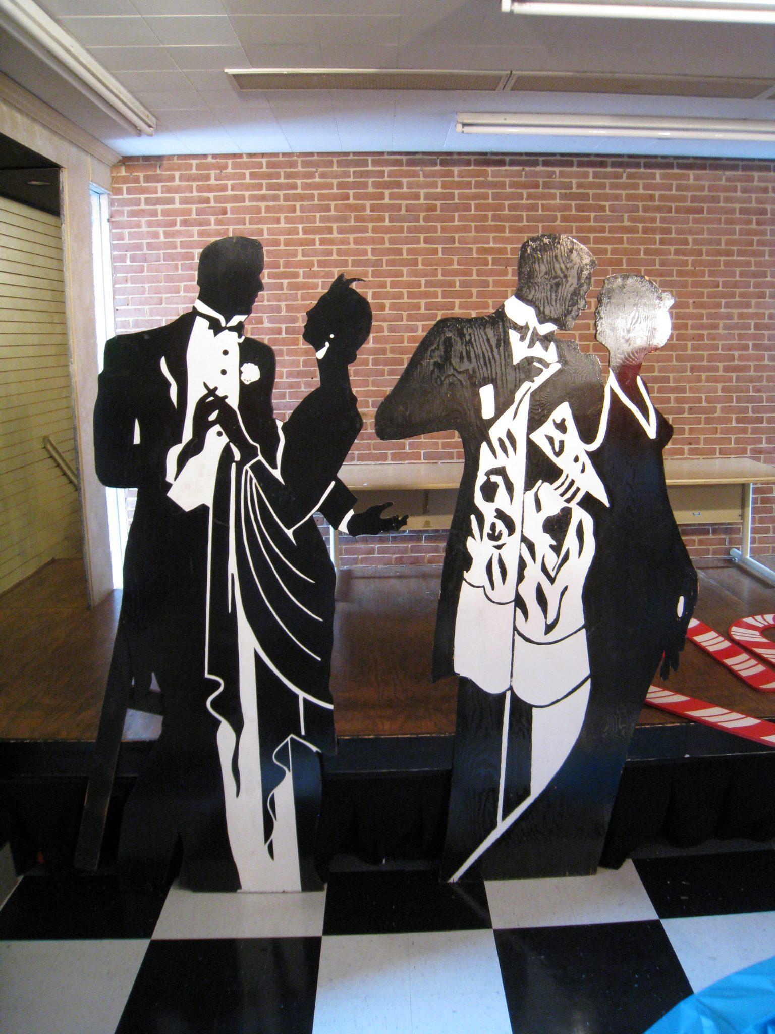 Retro, Black & White Art Deco – Baltimore's Best Events