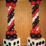 Casino Dice Columns Dice