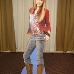 Hannah Montana Standup Cutout IMG_1779