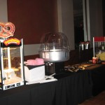 Pretzel Concession Sport Baseball Theme Bar Mitzvah 02906