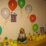 balloons safari