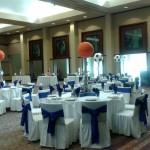 Basketball Soccer Centerpieces