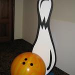 Sport Bowling Pin