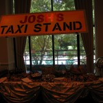 Transportation Taxi Stand Awning