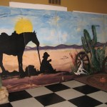 Western Decor backdrops 6