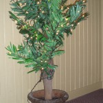Plant Tree lighted Palm