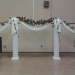pillars 6' 4'