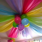 Ceiling decor rainbow5