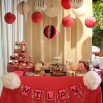 Sweet 16 Milan pink zebra 13