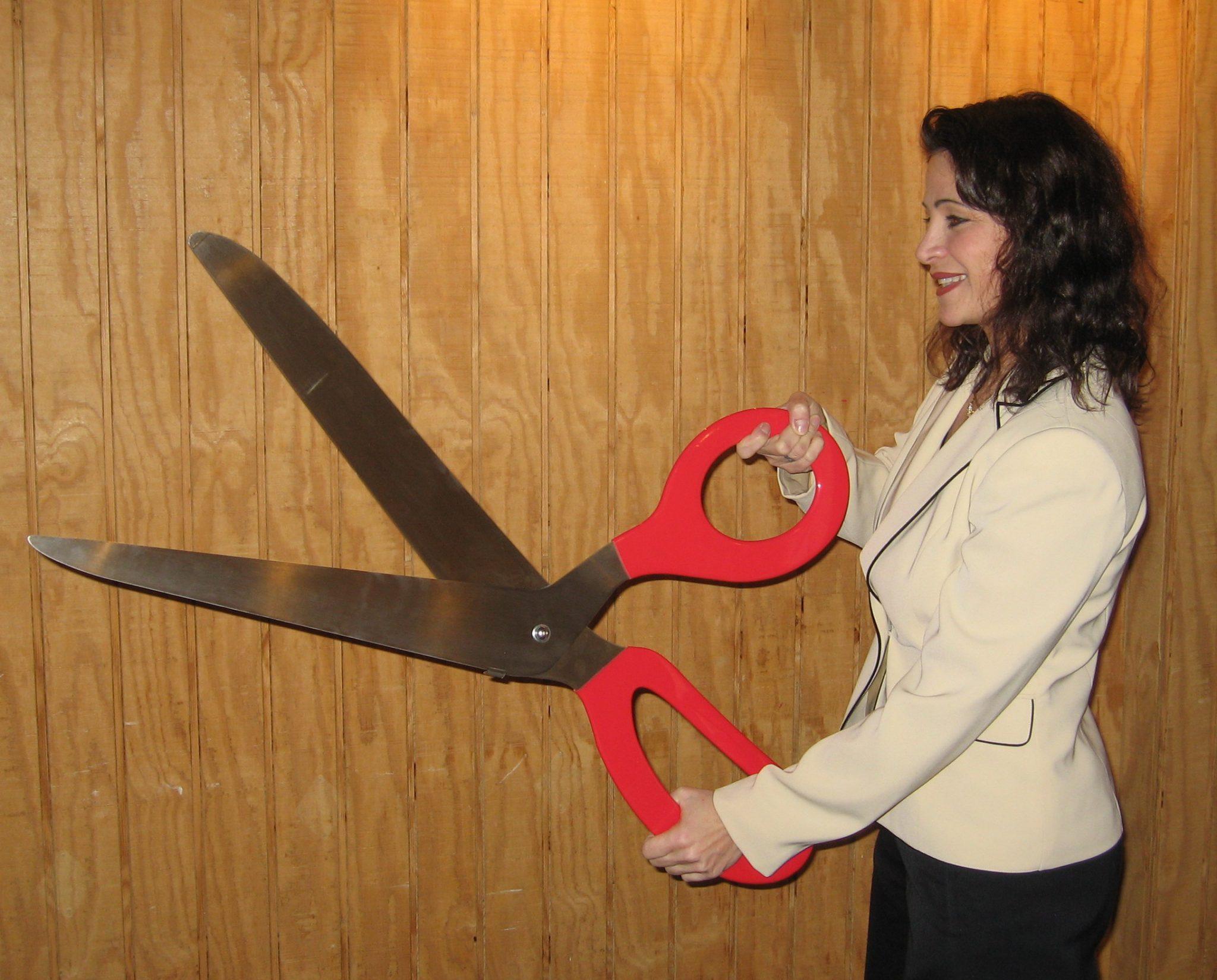 Ceremonial Scissors