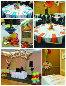 Tropical Bat Mitzvah 4.26