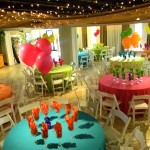 linens table scapes