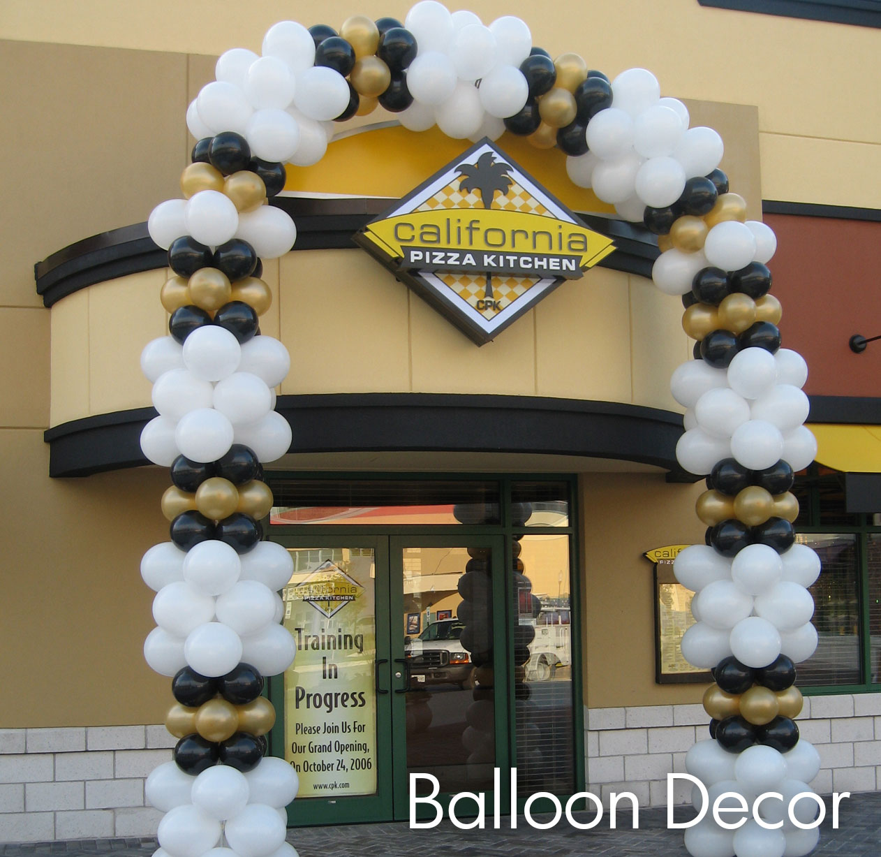 Party Balloons Zurich: Corporate Rental & Services