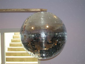 Disco Ball 20in