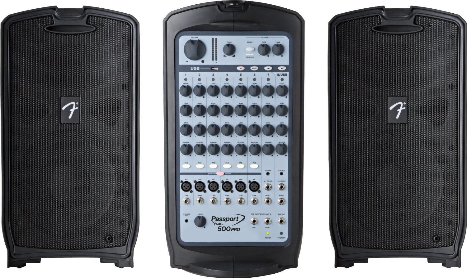 Fender Passport Sound System