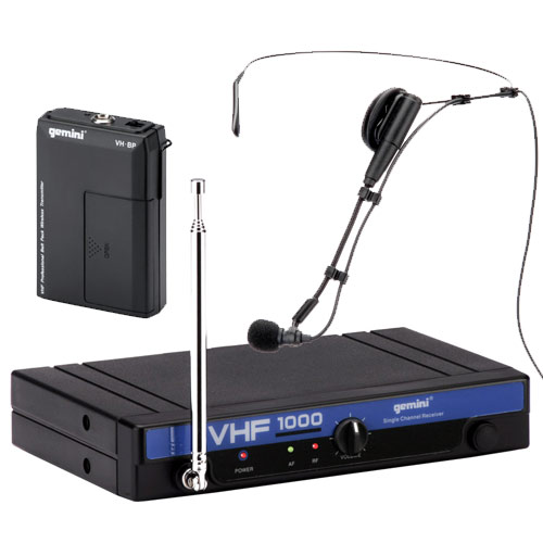 Lavalier Mic – Wireless