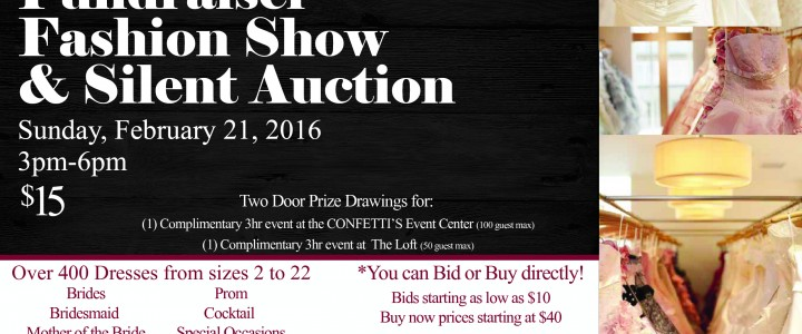 Fabulous Fashion Show Fundraiser & Silent Auction