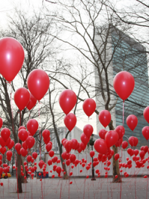 balloons Yeshivat Kamuna