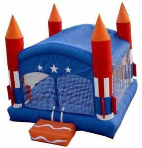 Moon Bounce Missile